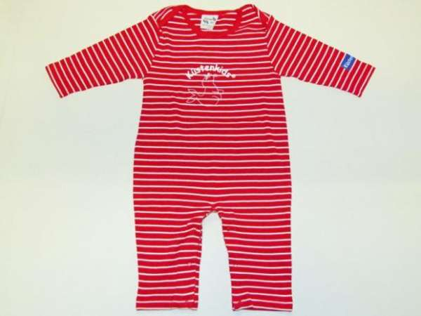 Baby Overall Robbe rot 68-74